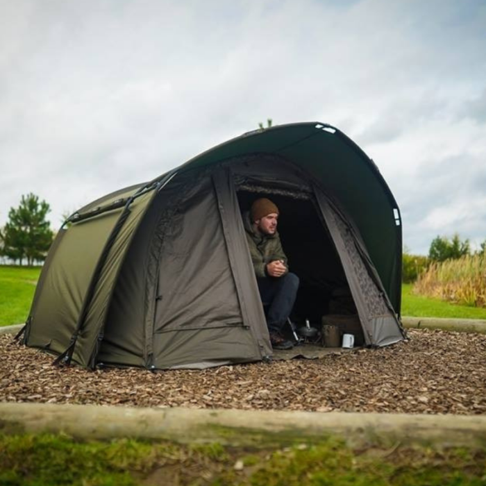 Avid Carp Hq Dual layer 2 man bivvy
