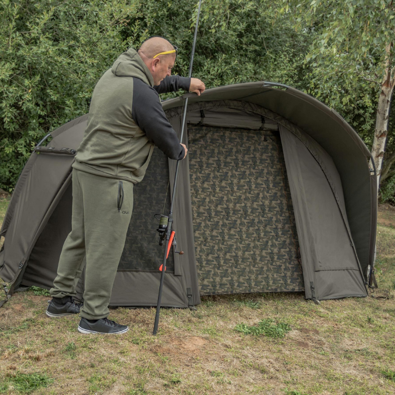 Avid Carp Hq Dual Layer 1 man bivvy