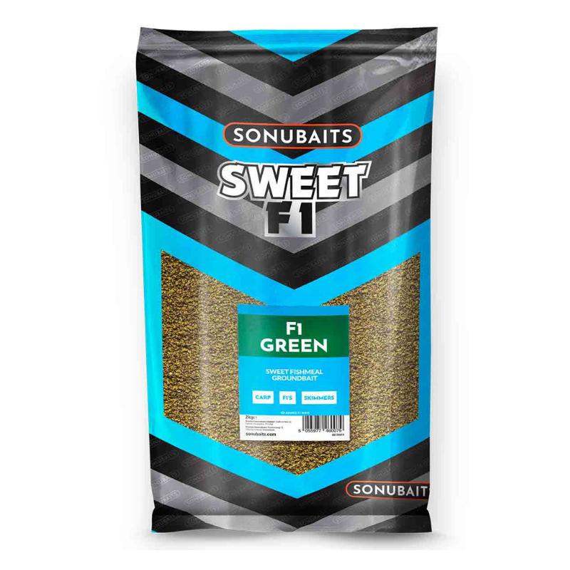 Sonubaits Supercrush F1 Green