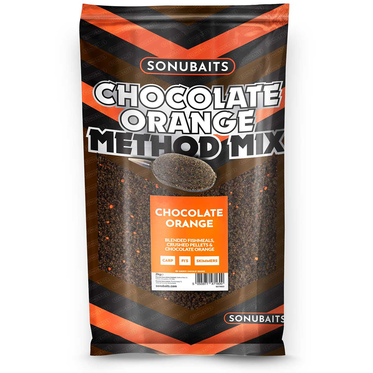 Sonubaits Chocolate orange method mix