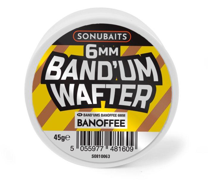 Bandum Wafter Banoffee