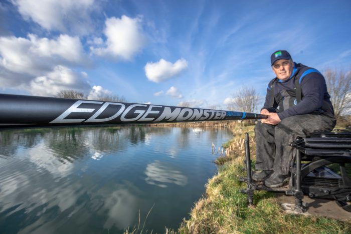 Preston Edge Monster Margin Pole 8.5M