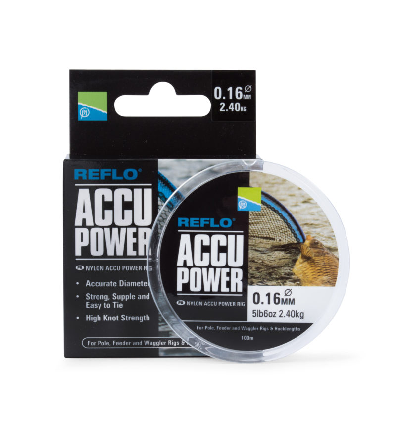 Preston Accu Power Nylon