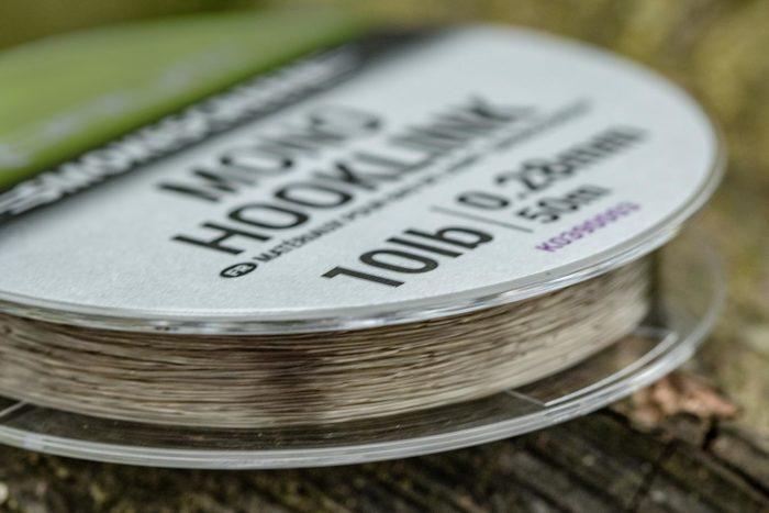 Korum Smokescreen Mono Hooklink