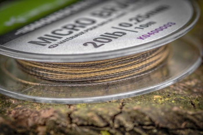 Korum Smokescreen Micro Braid