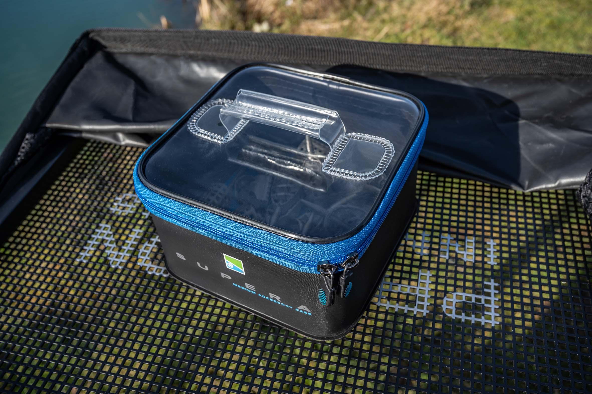 Preston Supera Small Eva Accessory Case Preston Fishing