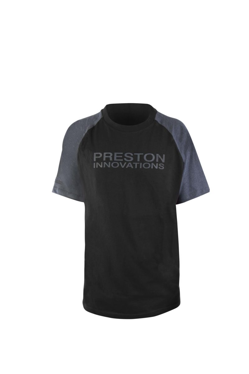 Preston Black T Shirt