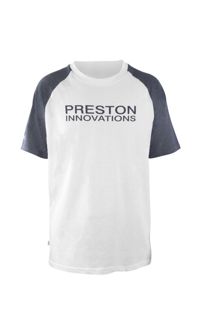 Preston White T Shirt