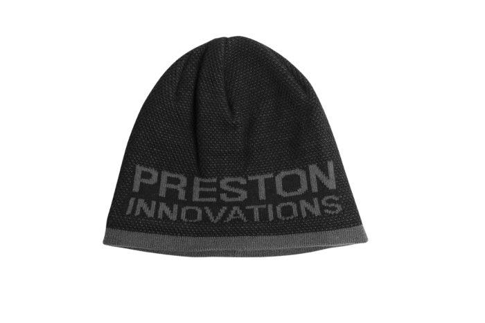 Preston Black/Grey Beannie Hat