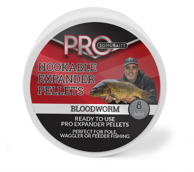 Sonubaits Pro Hookable Expander Pellets