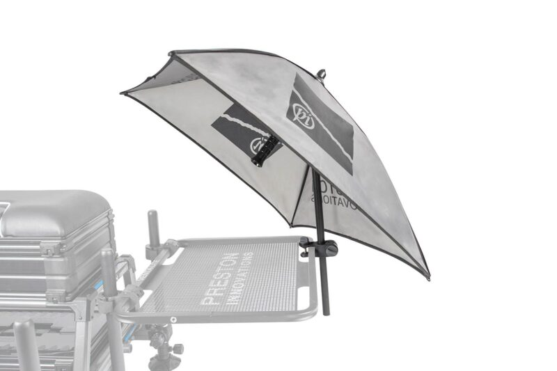 Preston Grey Bait Brolly