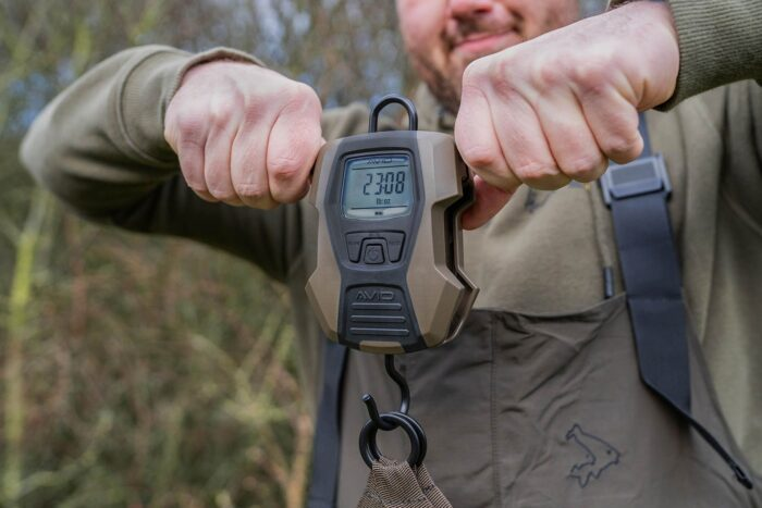 Avid Carp Digital Scales