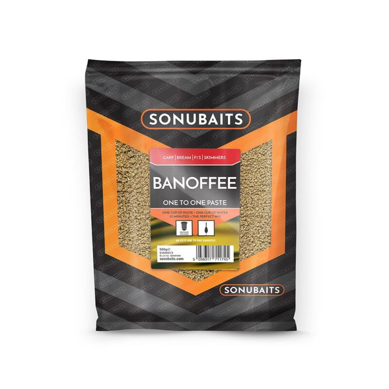 Sonubaits One to One Paste Banoffee