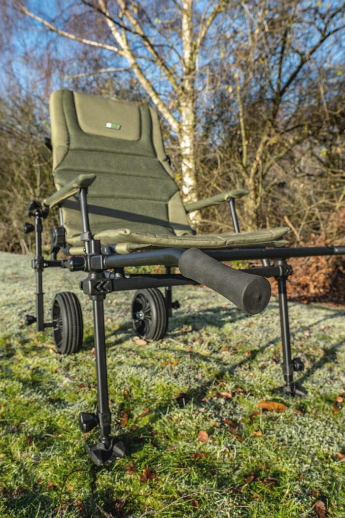 Korum Accessory Chair Twin Wheel Barrow Kit S23
