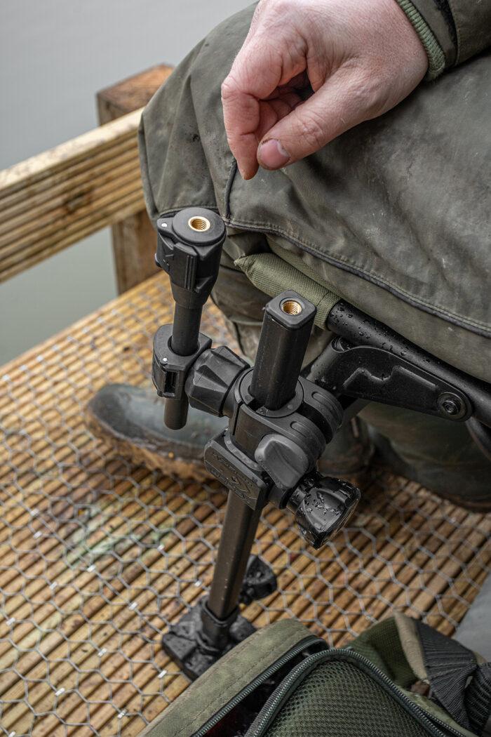 Korum Any Chair Multi-Rest Arm