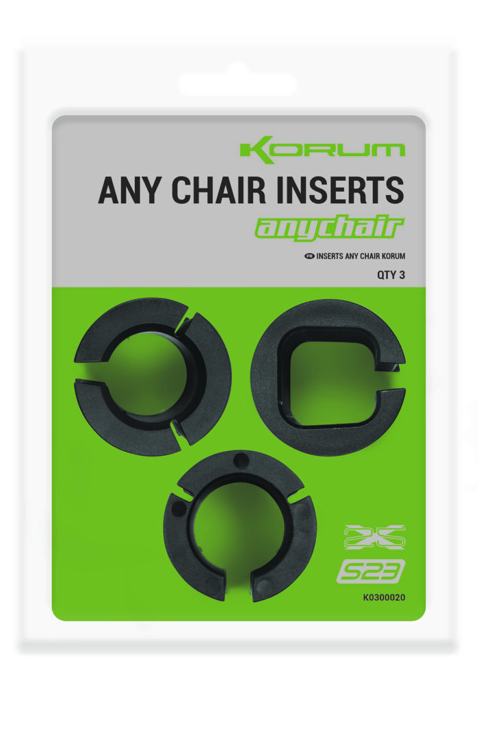 Korum Any Chair Inserts