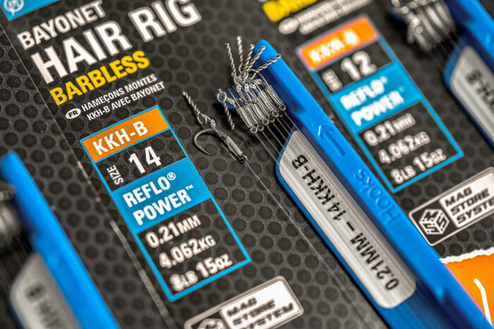 Preston KKH Bayonet Hair Rigs