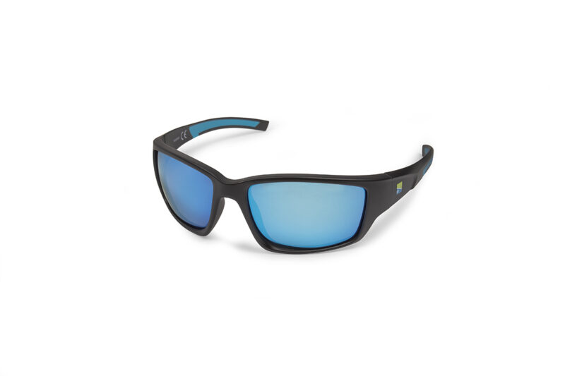 Preston Floater Pro Polarised Sunglasses Blue Lens