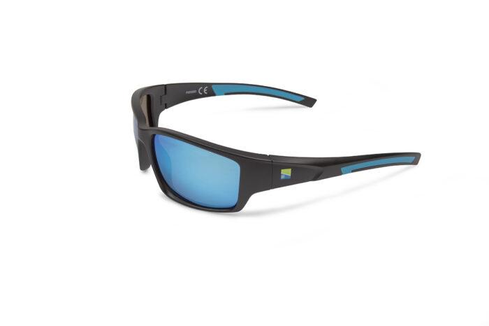 Preston Floater Pro Polarised Sunglasses Blue Lens