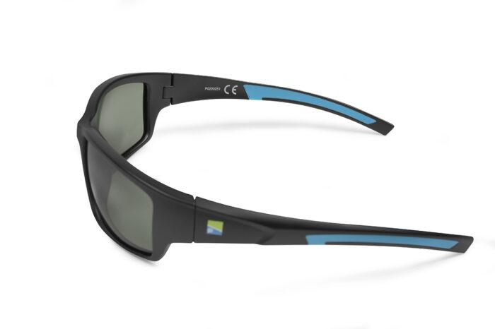 Preston Floater Pro Polarised Sunglasses Green Lens