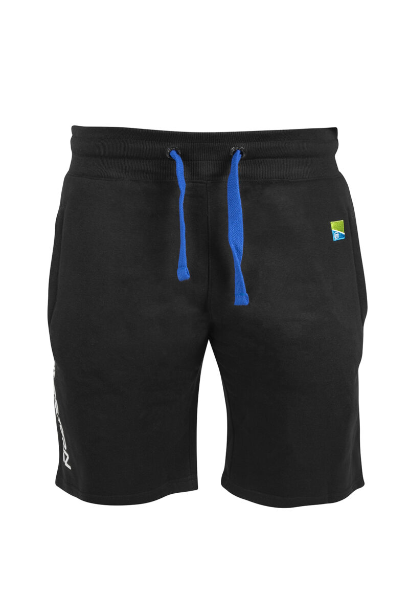 Preston Black Shorts