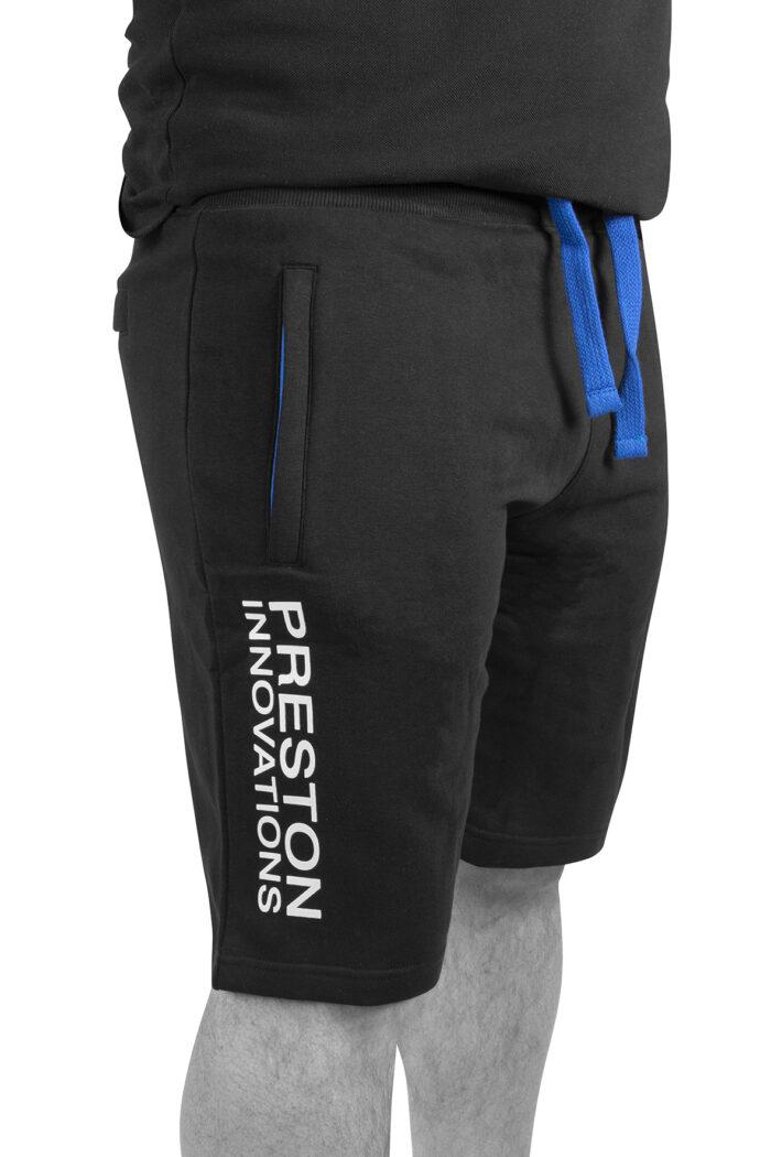 Preston Black Shorts