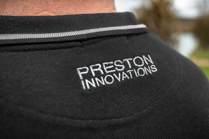 Preston Black Polo