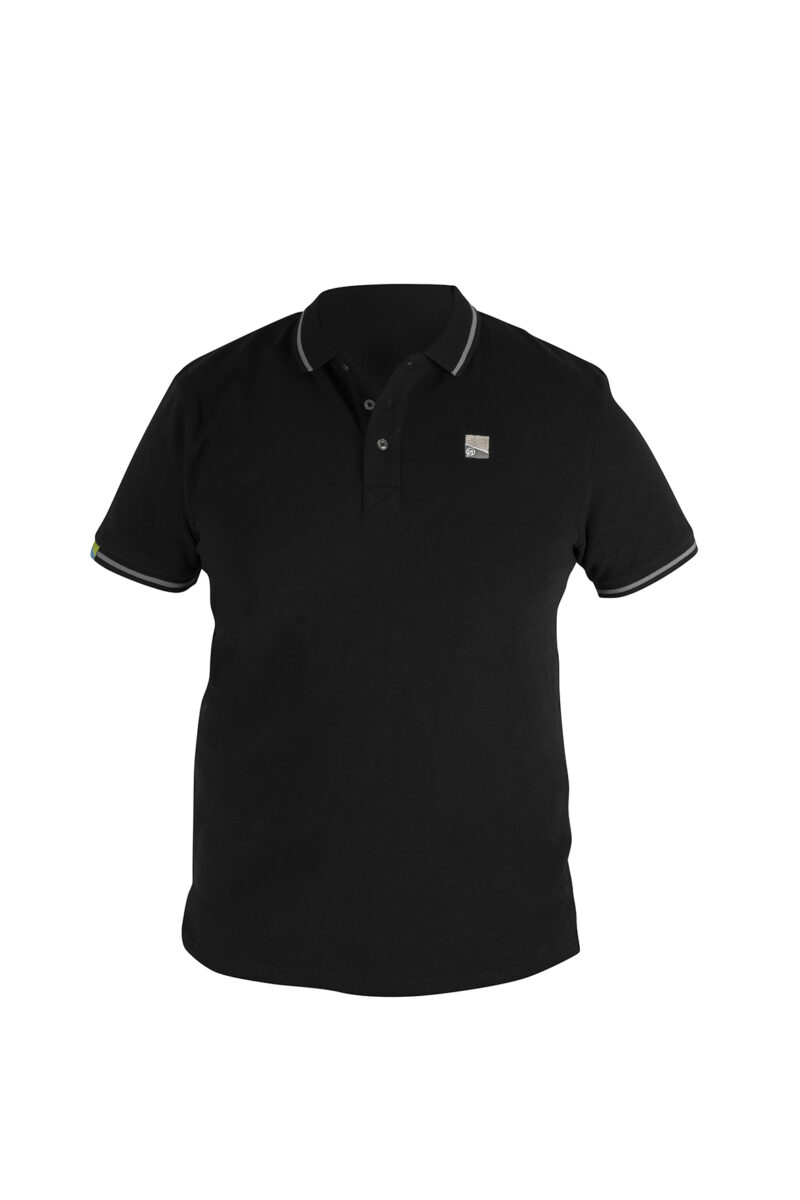 Preston Black Polo
