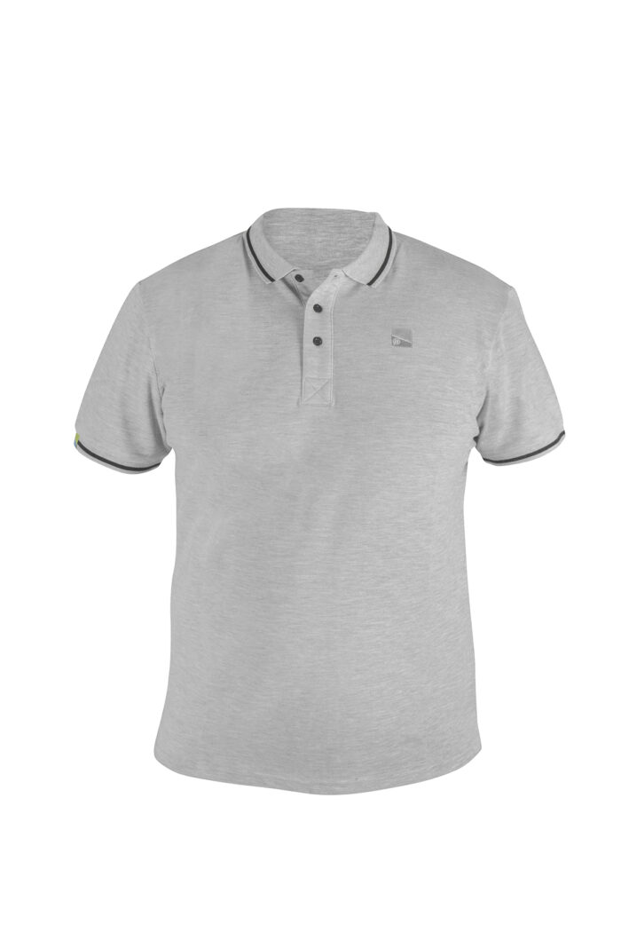 Preston Grey Polo