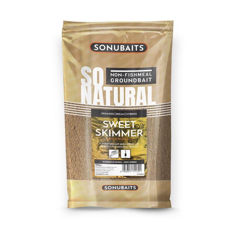 sonubaits So Natural Sweet Skimmer