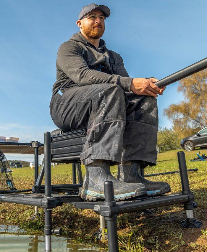 Preston Offbox Side Foot Rest