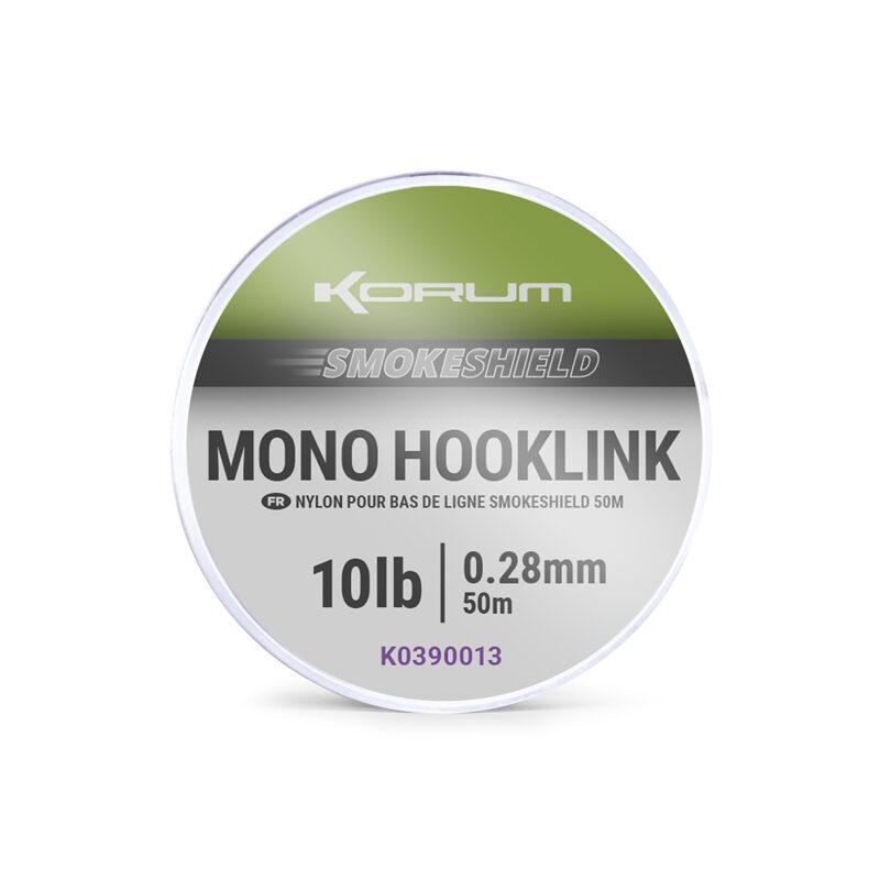 Korum Smokeshield Mono Hooklink 50 meter