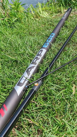 Preston Euro XS Carp 600 11.5 Meter Pack